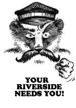 Your riverside needs you!